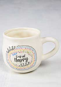Natural Life® Happy Mugs