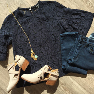Moxy Lace Top