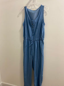 Alain denim jumpsuit