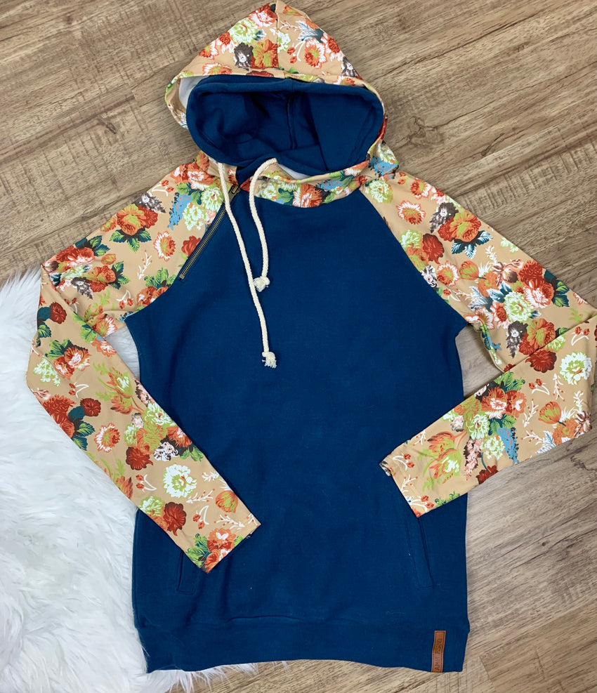 DoubleHood™ Sweatshirt - Late Bloomer