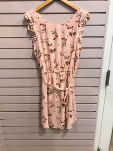 Love Story Floral Dress