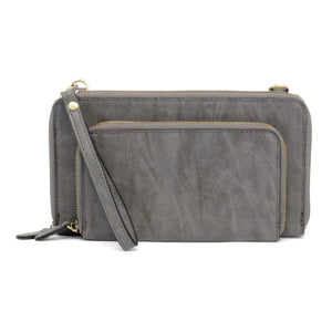 Mini Convertible Zip Crossbody