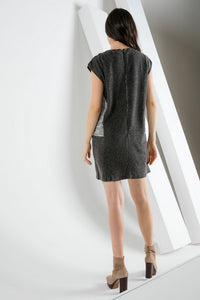 Bristol Contrast Shift Dress
