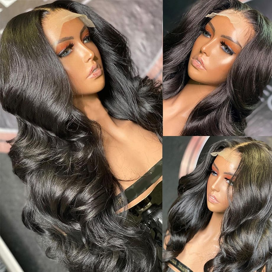 Body Wave 30 Inch Lace Front Wig