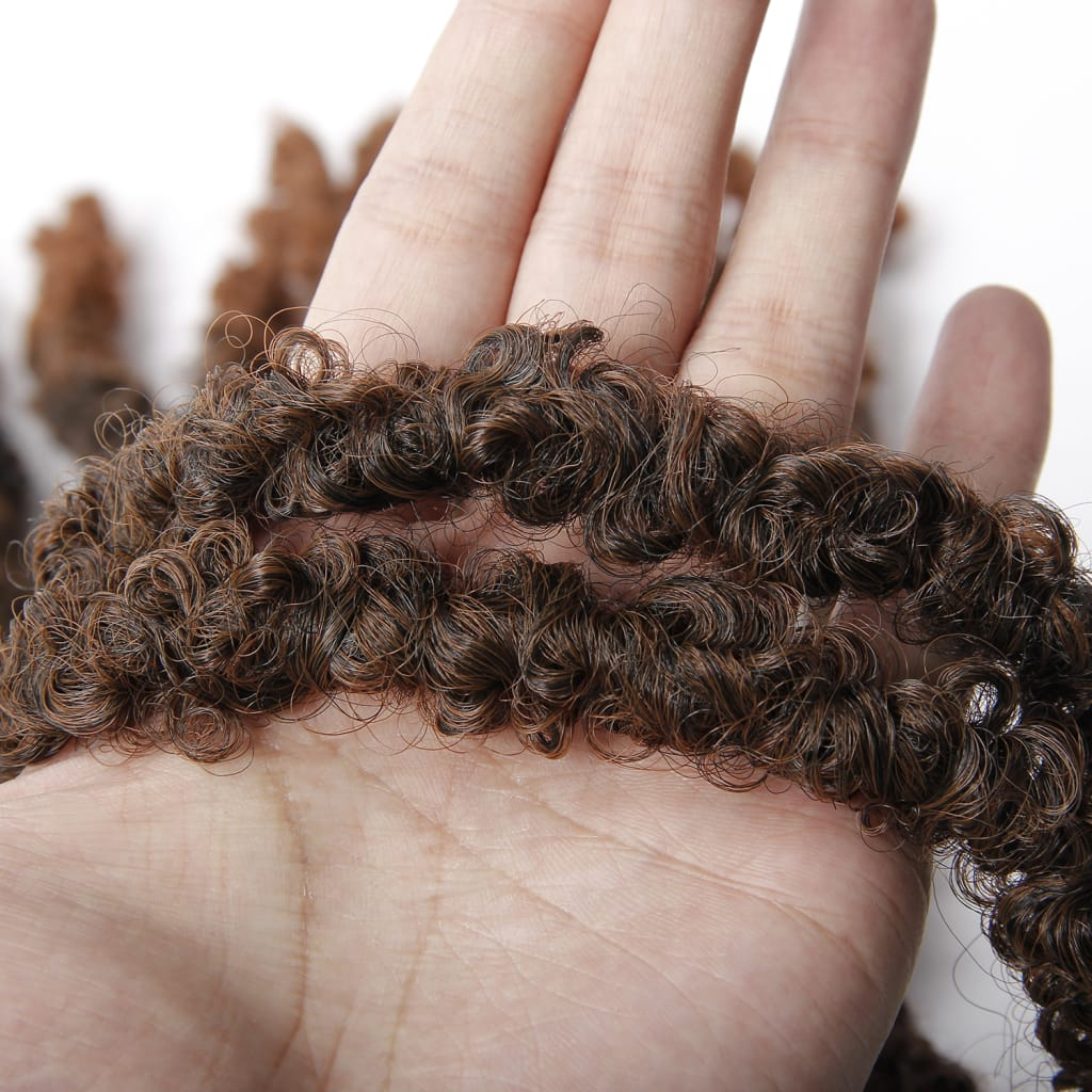 Butterfly Locs Crochet Hair Synthetic Extensions 12