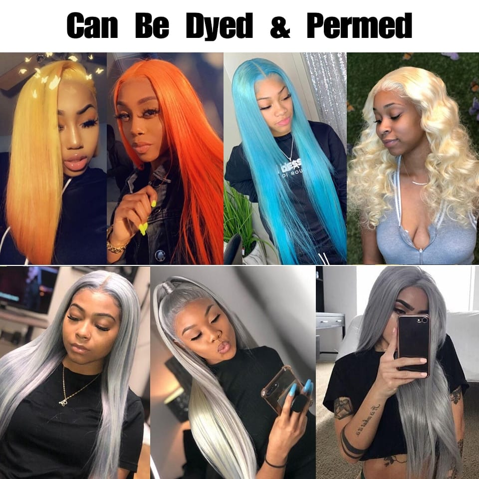 613 Blonde Straight Lace Front Brazilian Wig 150%