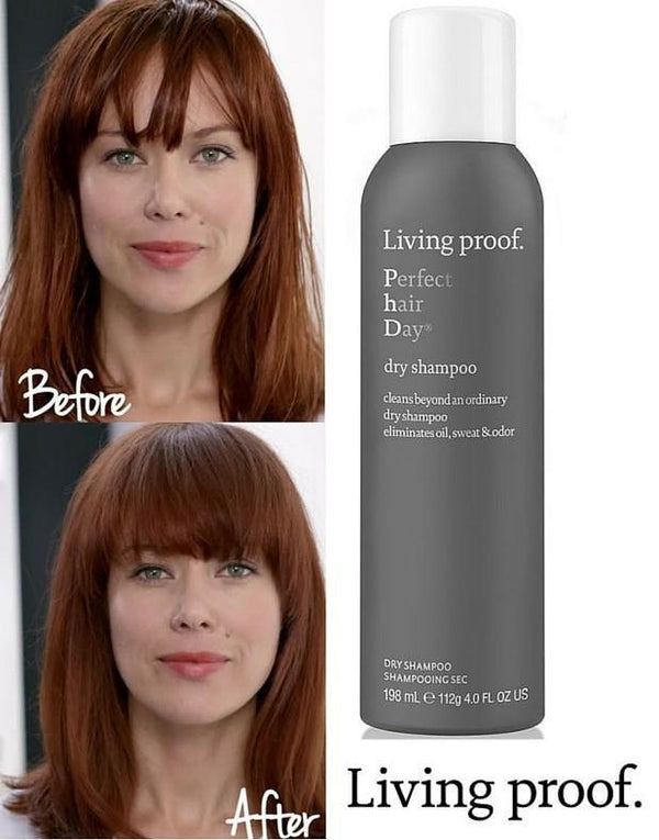 Living Proof Dry Shampoo- Finally here!-Sable Boutique