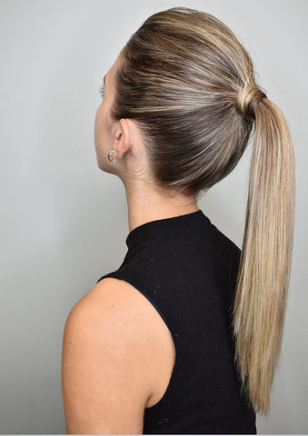 Smooth Pony tail