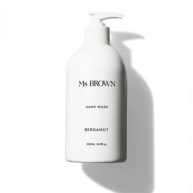 Bergamot Hand Wash-Ms Brown-Sable Boutique