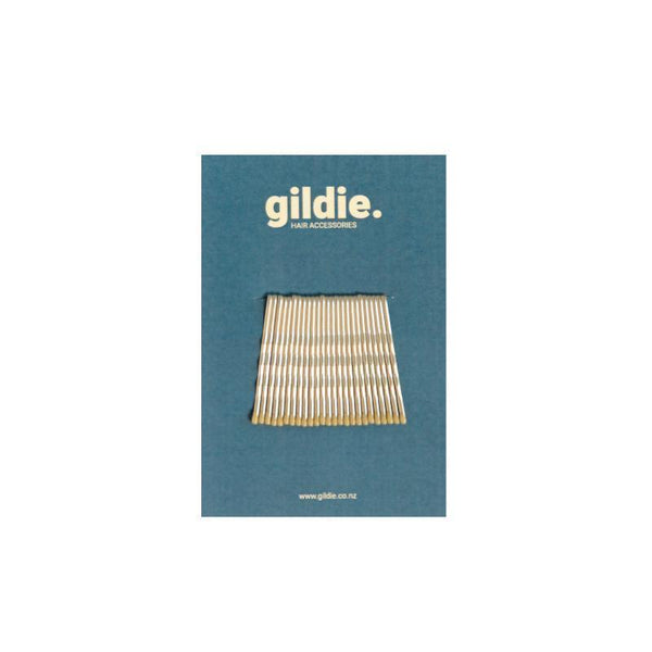 Bobby Pins - Gold, Bronze, Black and Silver.-Gildie-Sable Boutique