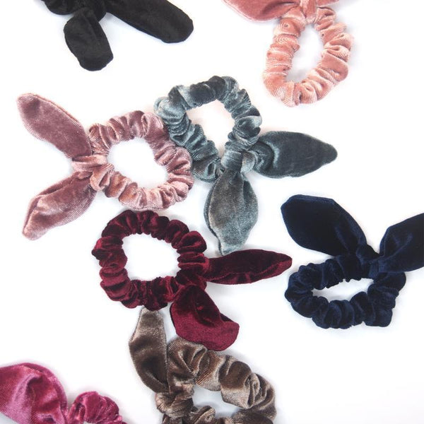 Bunny Scrunchie-Gildie-Sable Boutique