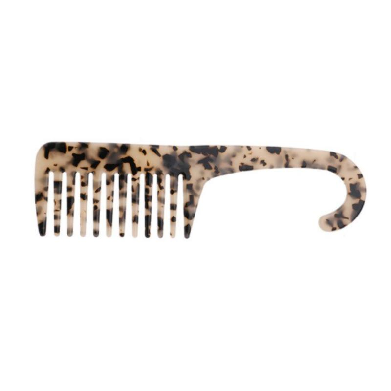 Hooked Shower Comb - Tortoise Shell-Gildie-Sable Boutique