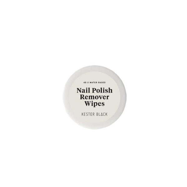 Nail Polish Remover Wipes-Kester Black-Sable Boutique