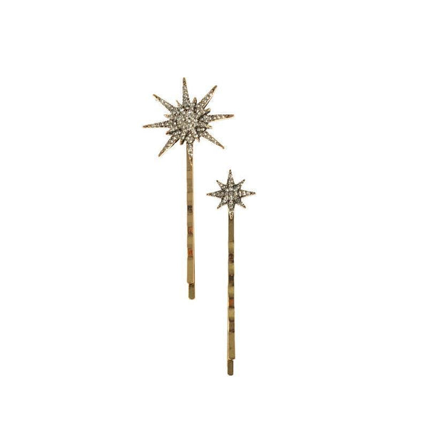 North Star Hair Slide-Gildie-Sable Boutique