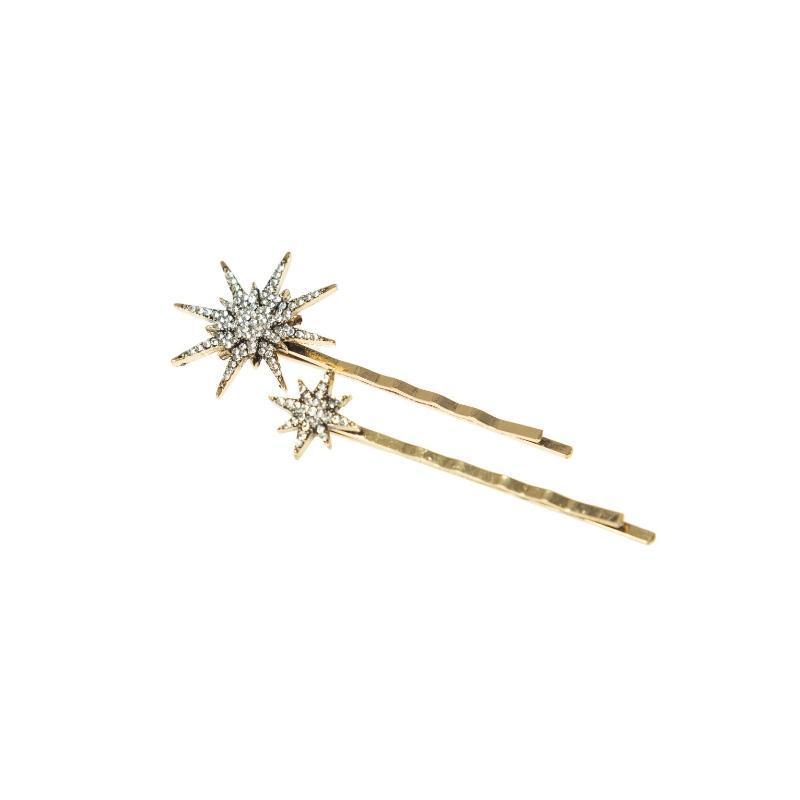 North Star Hair Slide