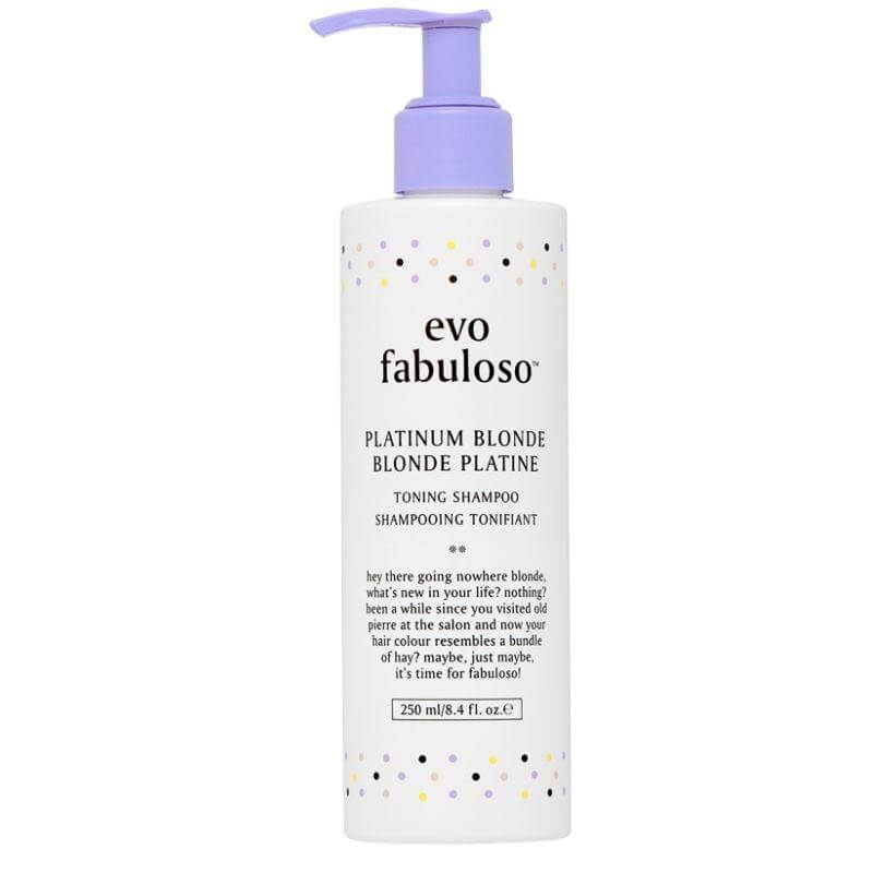 Platinum Blonde Shampoo-Fabuloso by Evo-Sable Boutique