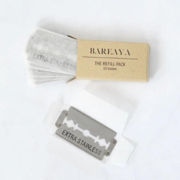 Razor Blades-Bareaya-Sable Boutique