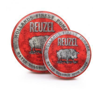 Red Piglet Pomade Water Solution High Sheen-Reuzel-Sable Boutique