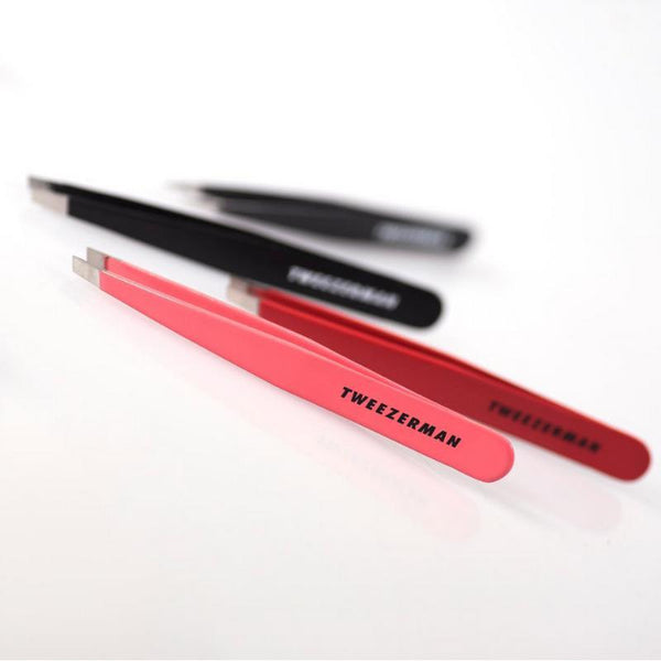 Slant Tweezers-Tweezerman-Sable Boutique