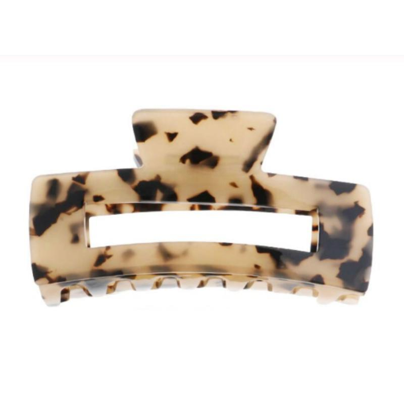 The Rectangle Claw Clip-Gildie-Sable Boutique