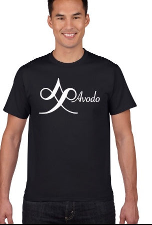 Avodo's Custom Logo Mens T Shirt