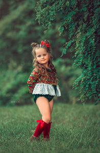 Perfectly Perfect Christmas Romper
