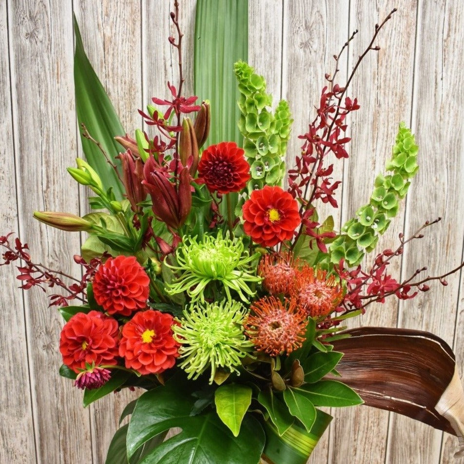 Christmas Vase Arrangement