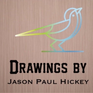 Drawings by Jason Paul Hickey