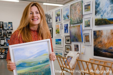 Jane Berriman, founder of Art and Soul in Beverley's Flemingate Centre