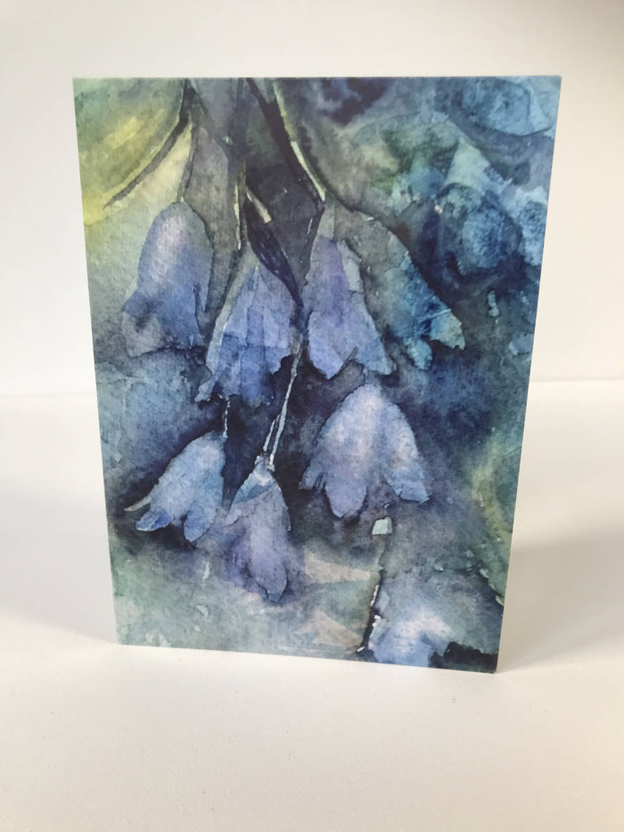 BLUEBELLS - CARD