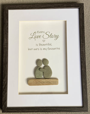 Every Love Story Couple - Large