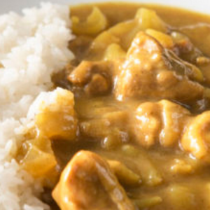 【Monthly curry】Sake Kasu White Miso Coconut Chicken Curry Topping 【今月のカレー】酒粕白味噌ココナッツカレー
