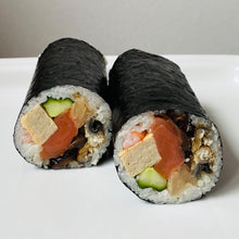 Load image into Gallery viewer, so-restaurant-japanese-food-uk-wide-delivery-vacuumed-packed-seven-fortune-sushi-roll