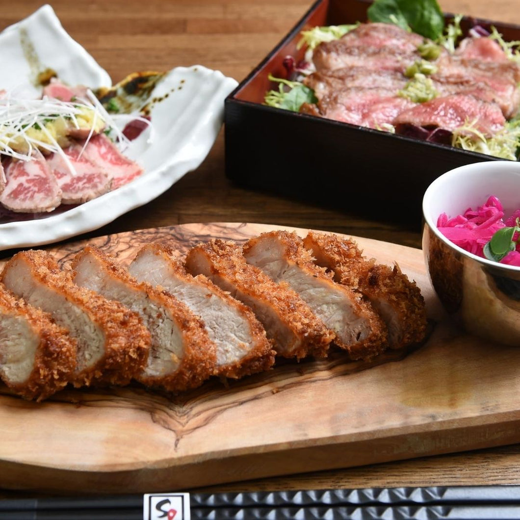 Sozai Deli Selection for Two 6-10 Oct