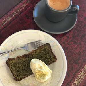 Matcha Green Tea Cake 【抹茶ケーキ】