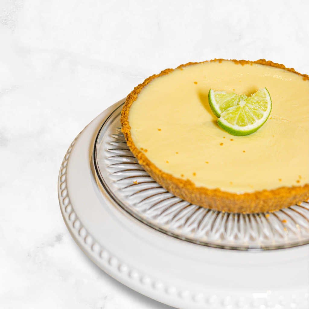 Fireman Derek's Key Lime Pie