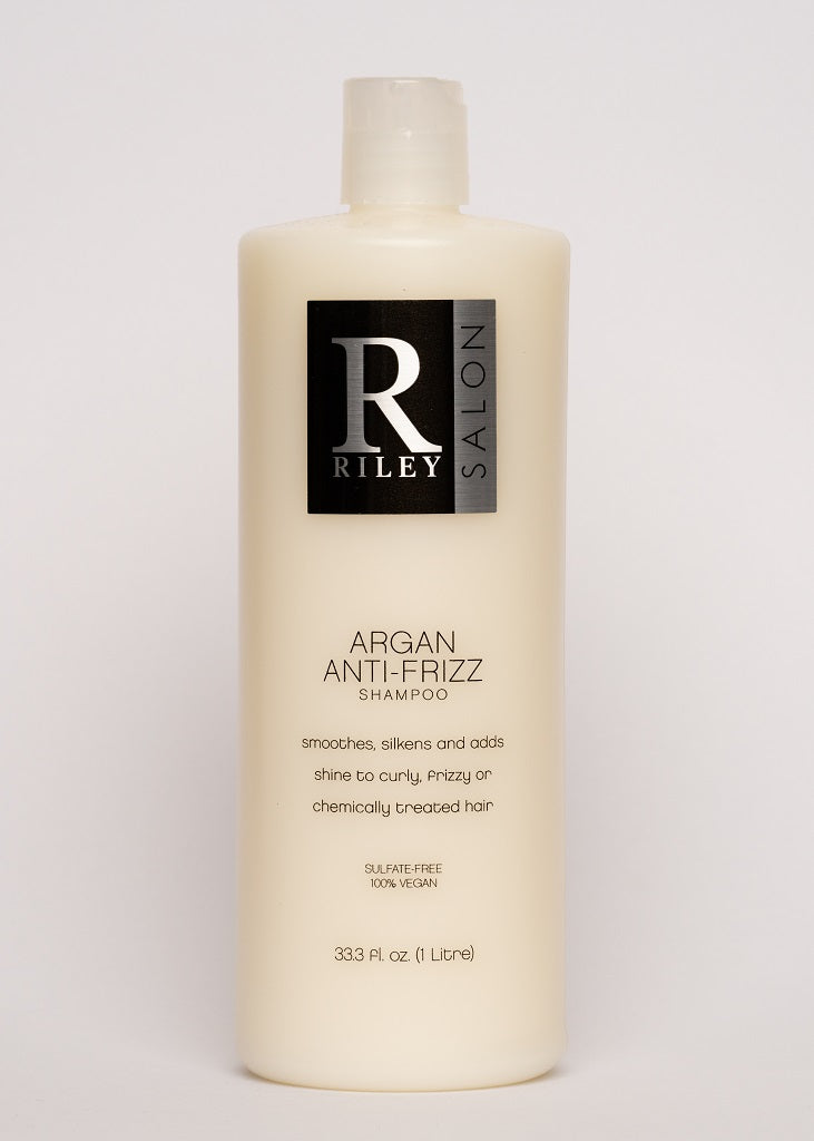 Argan Anti-Frizz Shampoo