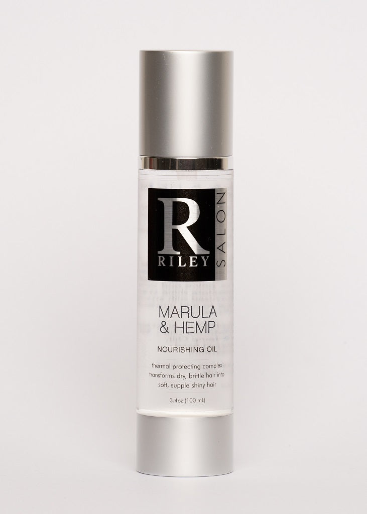 Marula & Hemp Nourishing Oil