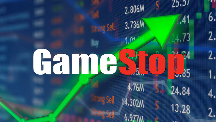 What in the World is Happening With GameStop Stock?