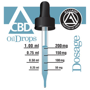 24,000 mg (200mg CBD per ml) CBD  Isolate Oil Drops 120ml