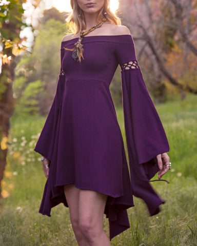 Elven Forest Summer's Eve Dress
