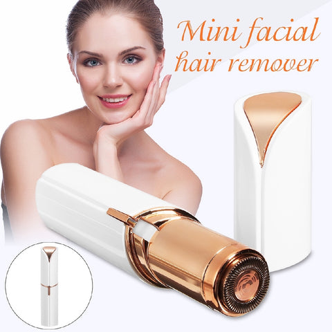 Facial Hair Remover Epilator USB Rechargeable