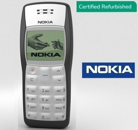 Nokia 1100 Keypad Mobile Phone