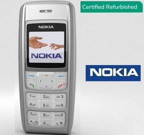Nokia 1600 Soft Keypad Mobile Phone