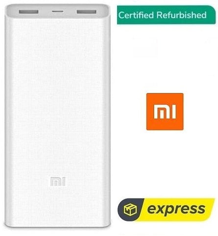 Xiaomi 20000 mAh Dual Port Powerbank