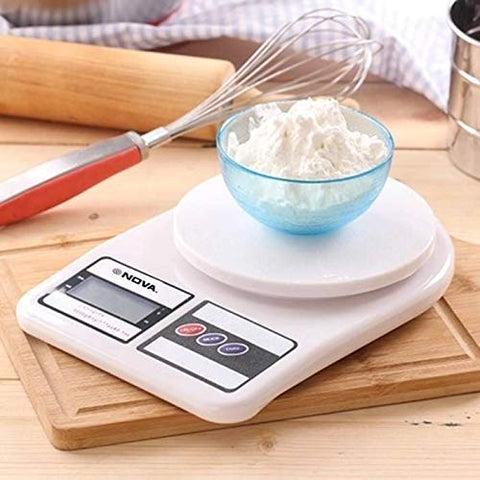 Electronic Digital Kitchen Weighing Scale