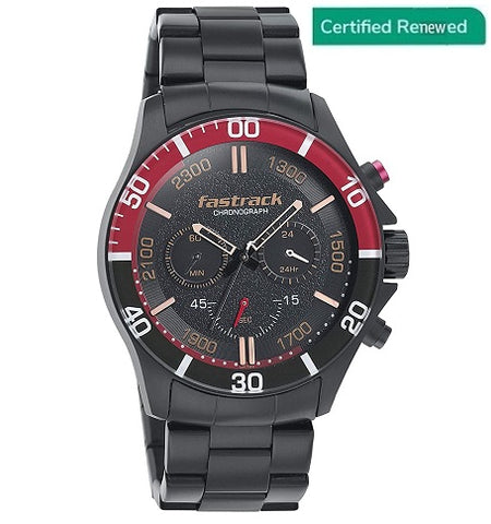 Fastrack Men's Watch - NN3072NM01