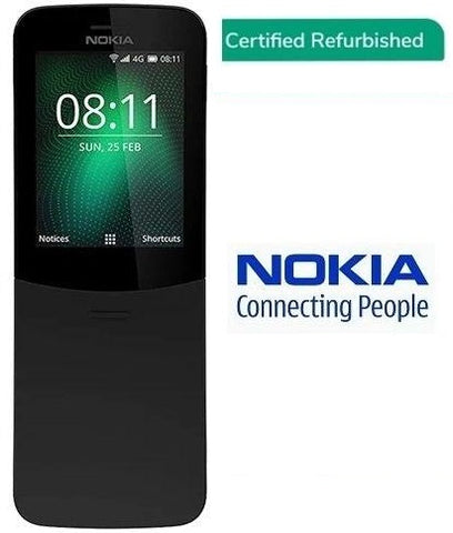 Nokia 8110 Dual Sim Slide Mobile phone