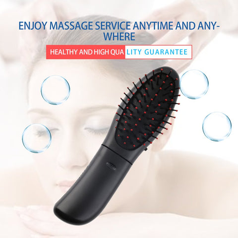 Vibrating Hair Brush