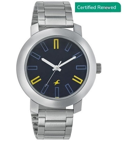 Fastrack Casual Analog Dial Stylish Men's Watch - NK3120SM02